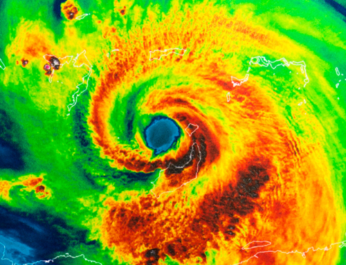 The Impact of Natural Disasters & Severe Weather on Freight Shipping
