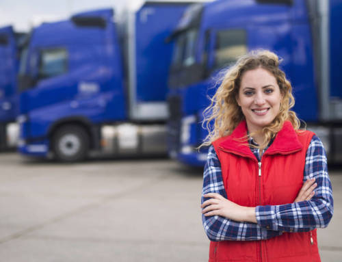 Women and the Future of Truck Driving