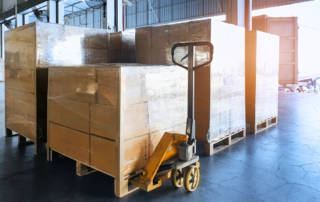Less than truckload freight is a method of transporting small goods that don't require a full truckload.